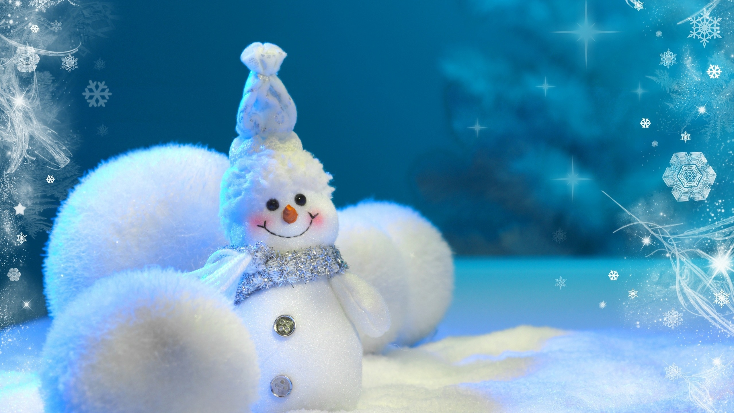 Image Happy Snowman Wallpapers And Stock Photos
