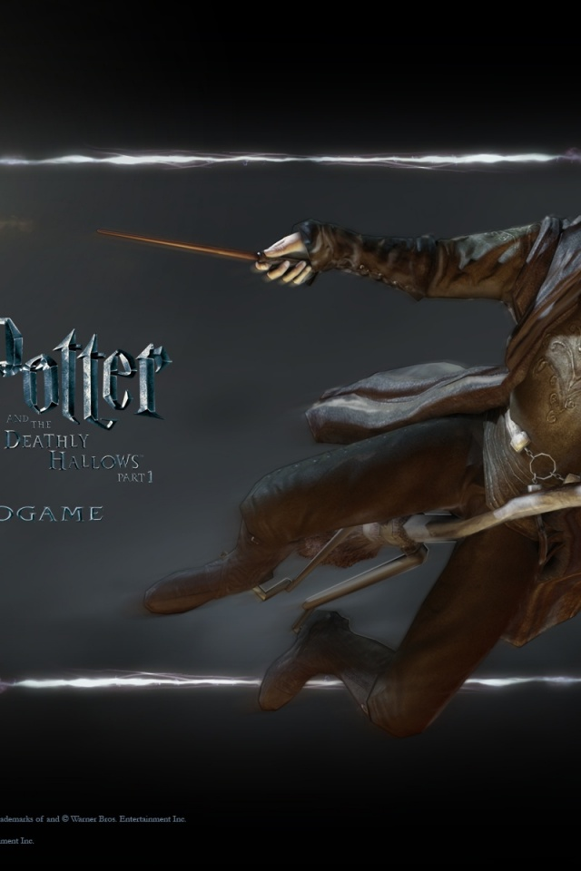 harry potter backgrounds for the iphone4 640 960 pixels