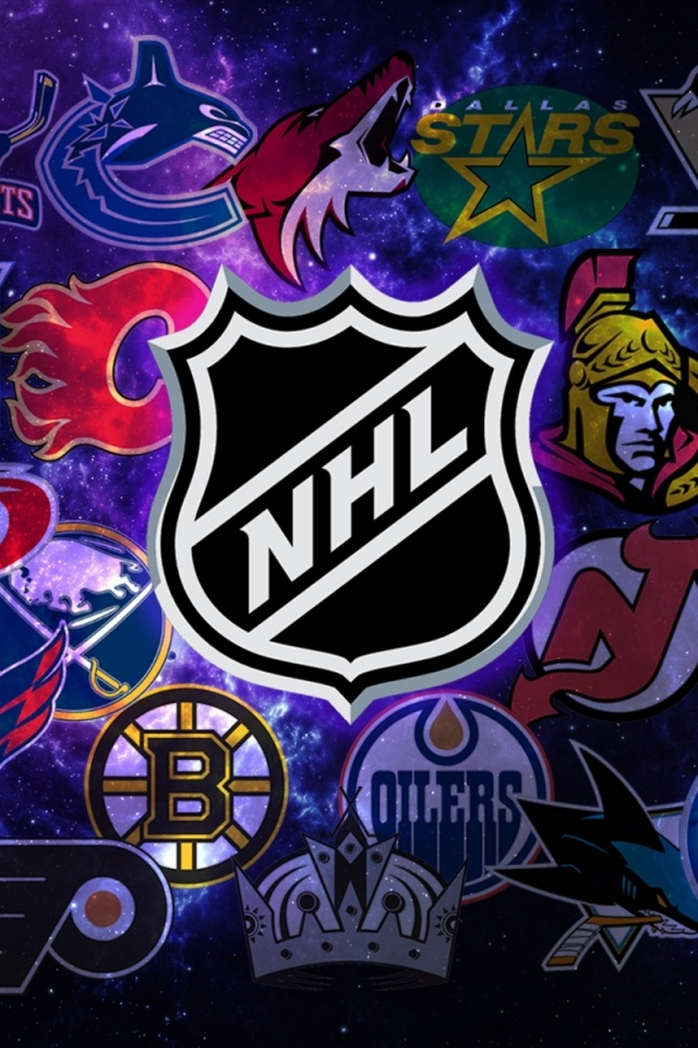 Nhl Team Logos Nhl Team Logos Wallpaper Nhl