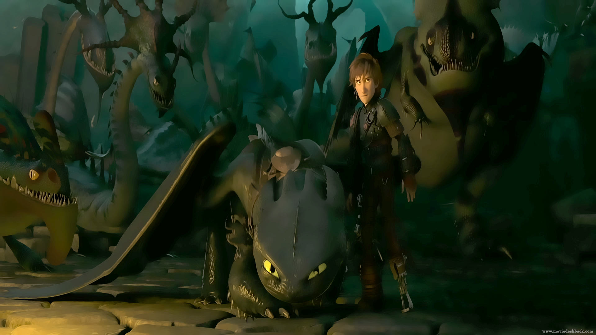how to train your dragon - HD 1280×804