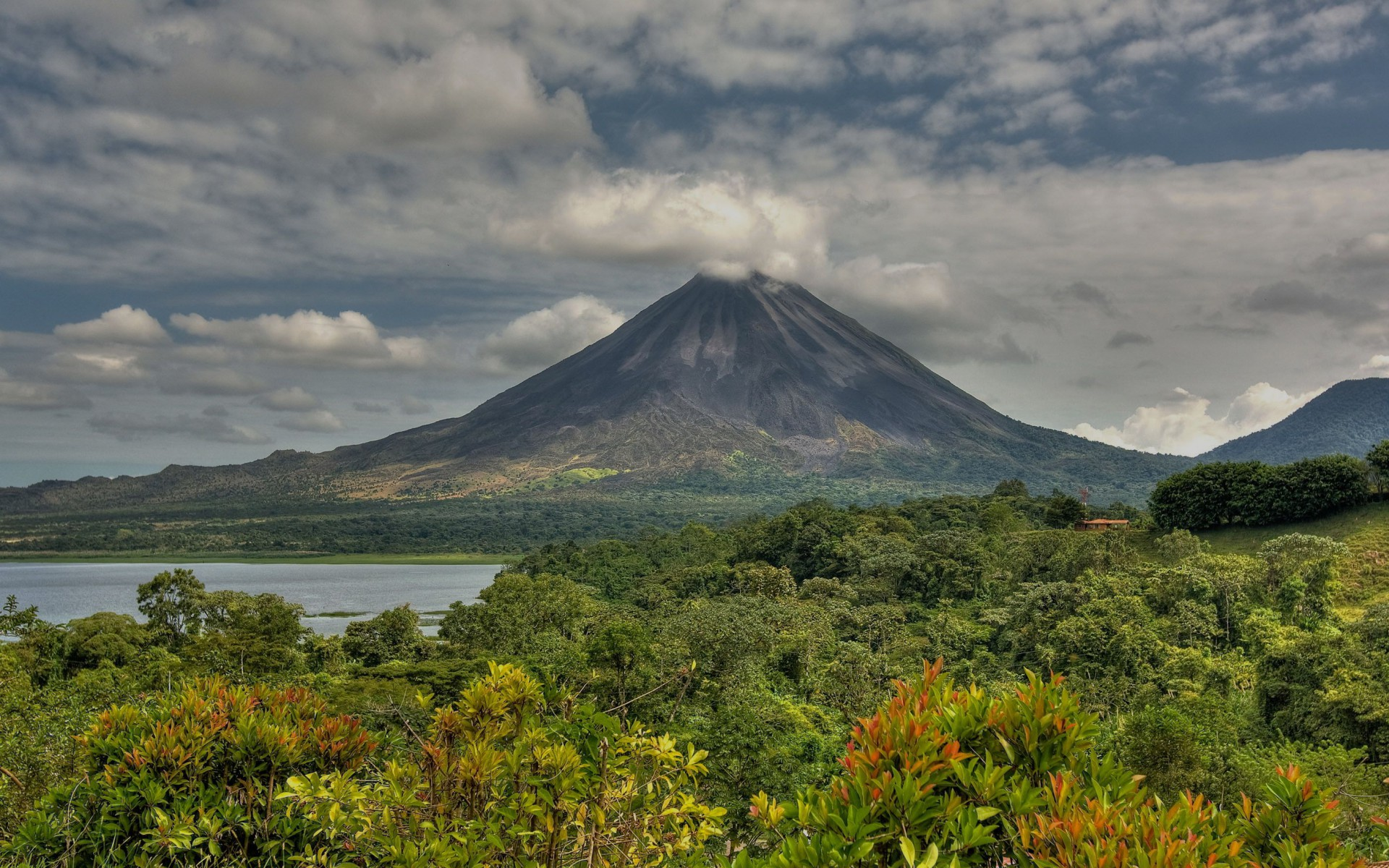 1920x1200 himmel volcano costa rica how to set wallpaper