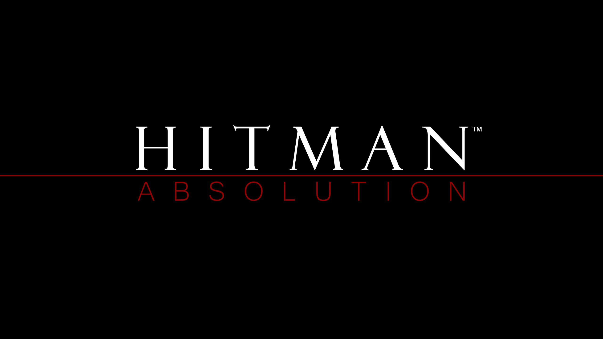 2560x1440 Hitman Absolution Youtube Channel Cover