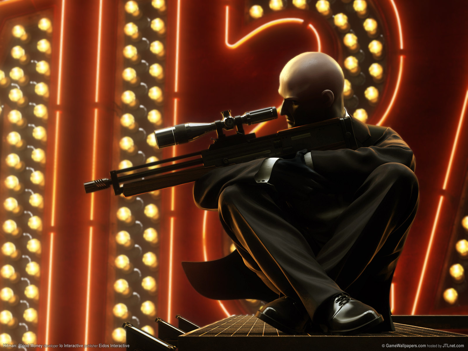 Image: Hitman: Blood Money wallpapers and stock photos. «