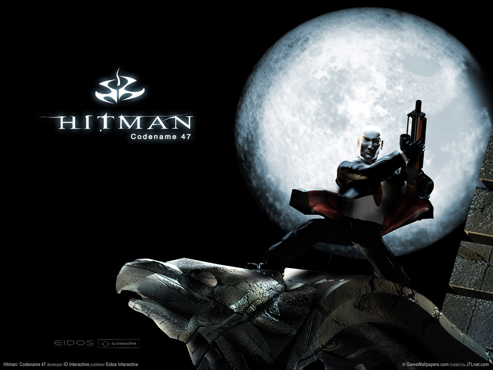 Hitman Codename 47 Wallpapers Hitman Codename 47 Stock Photos