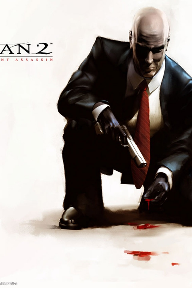 640x960 Hitman 2 Iphone 4 Wallpaper