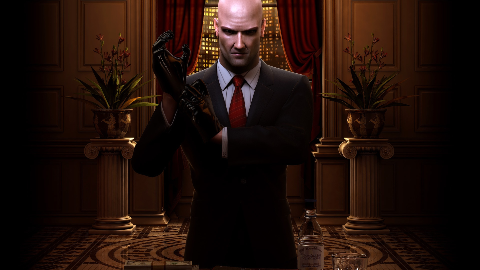 1920x1080 Hitman Blood Money Desktop PC And Mac Wallpaper