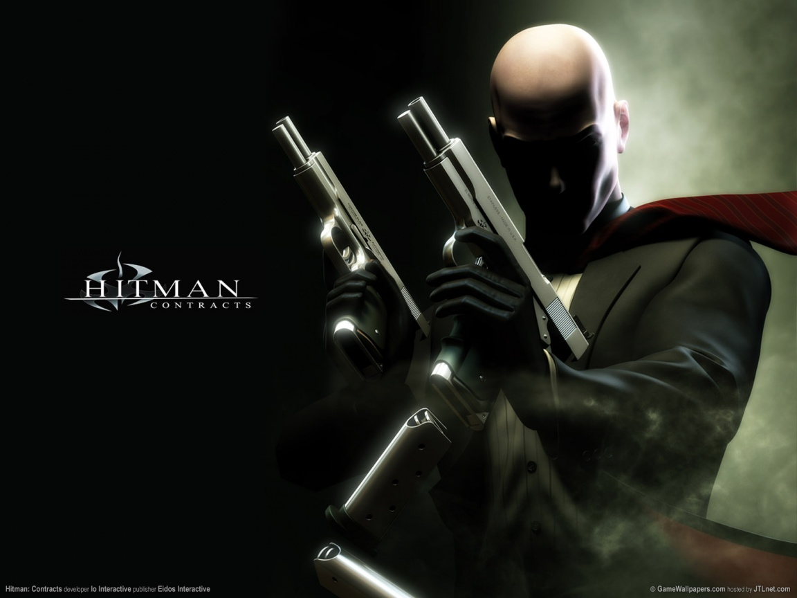 Hitman Codename 47 Скачать