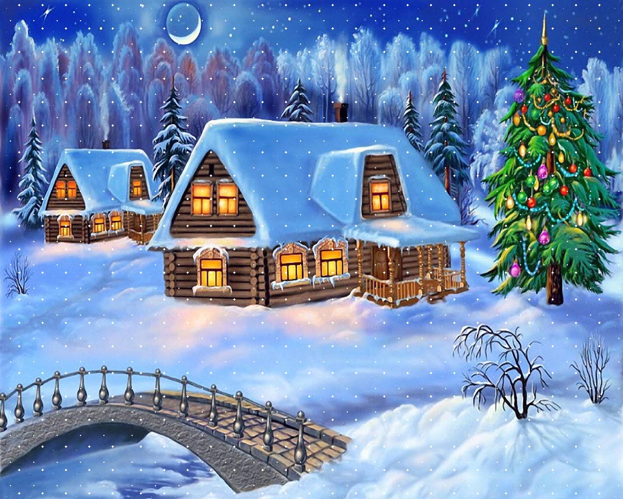 1280x1024 home christmas desktop pc and mac wallpaper for Home wallpaper videos