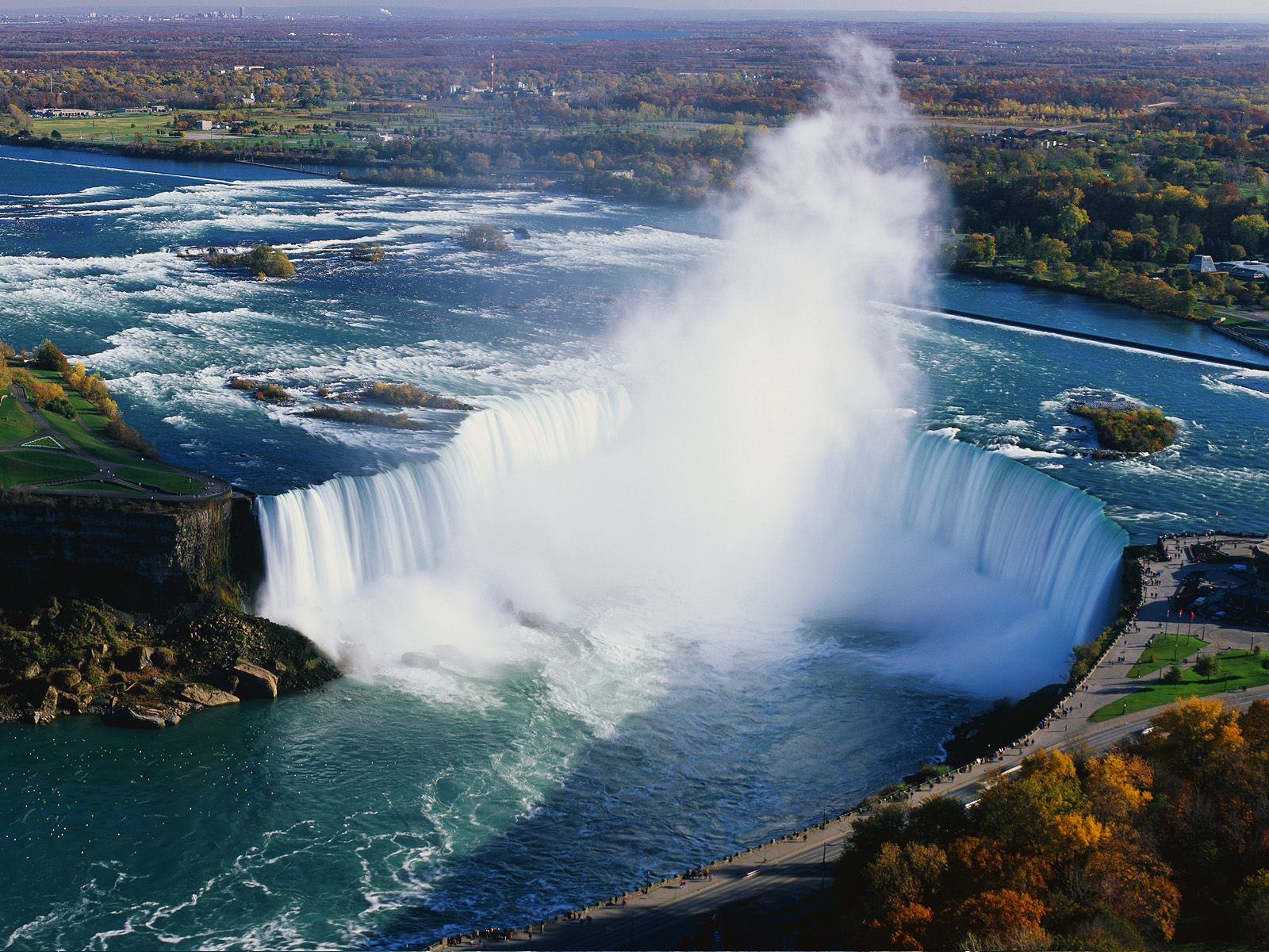 Horseshoe Falls - Wikipedia