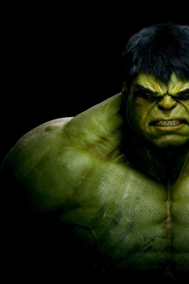 640x960 hulk smash iphone 4 wallpaper