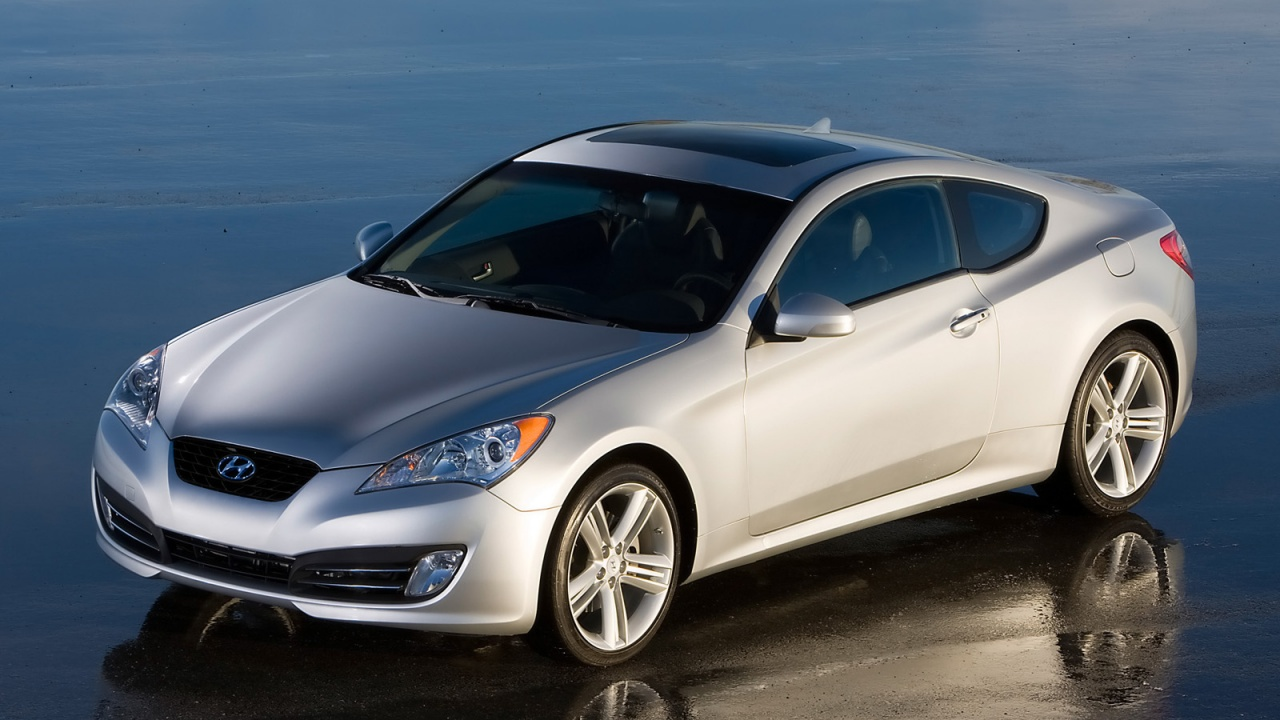 1280x720 Hyundai Genesis Desktop Pc And Mac Wallpaper