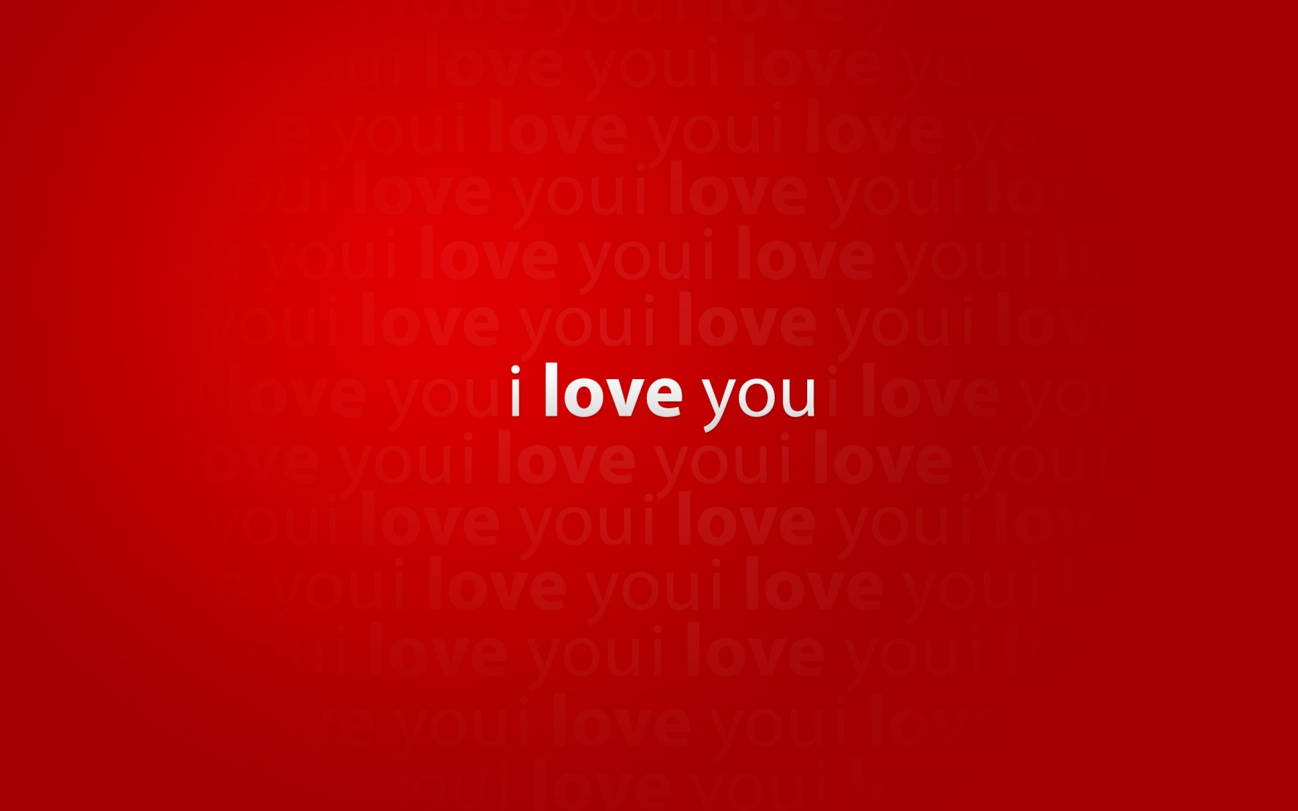 Love Wallpapers 2560x1600 : 2560x1600 I love you desktop Pc and Mac wallpaper