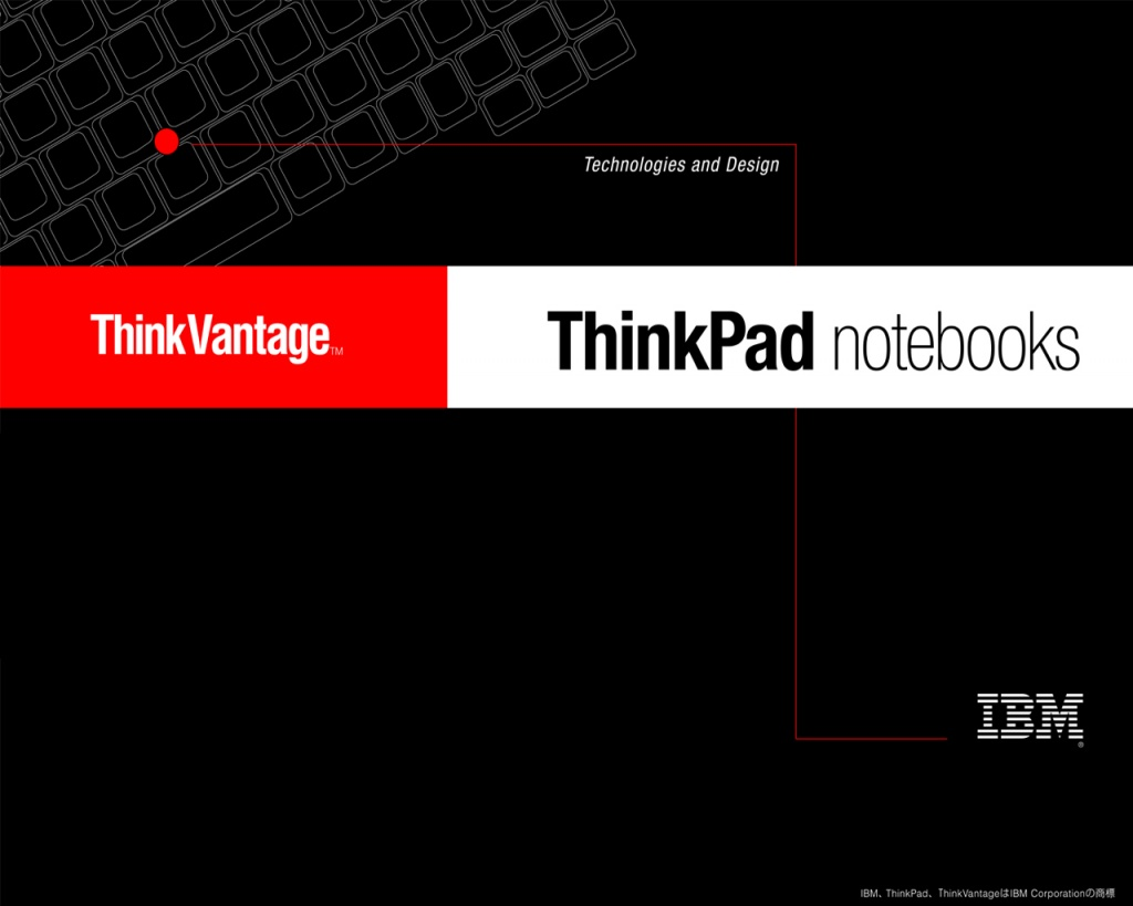 1024x768 IBM Think Vantage desktop wallpapers and stock photos