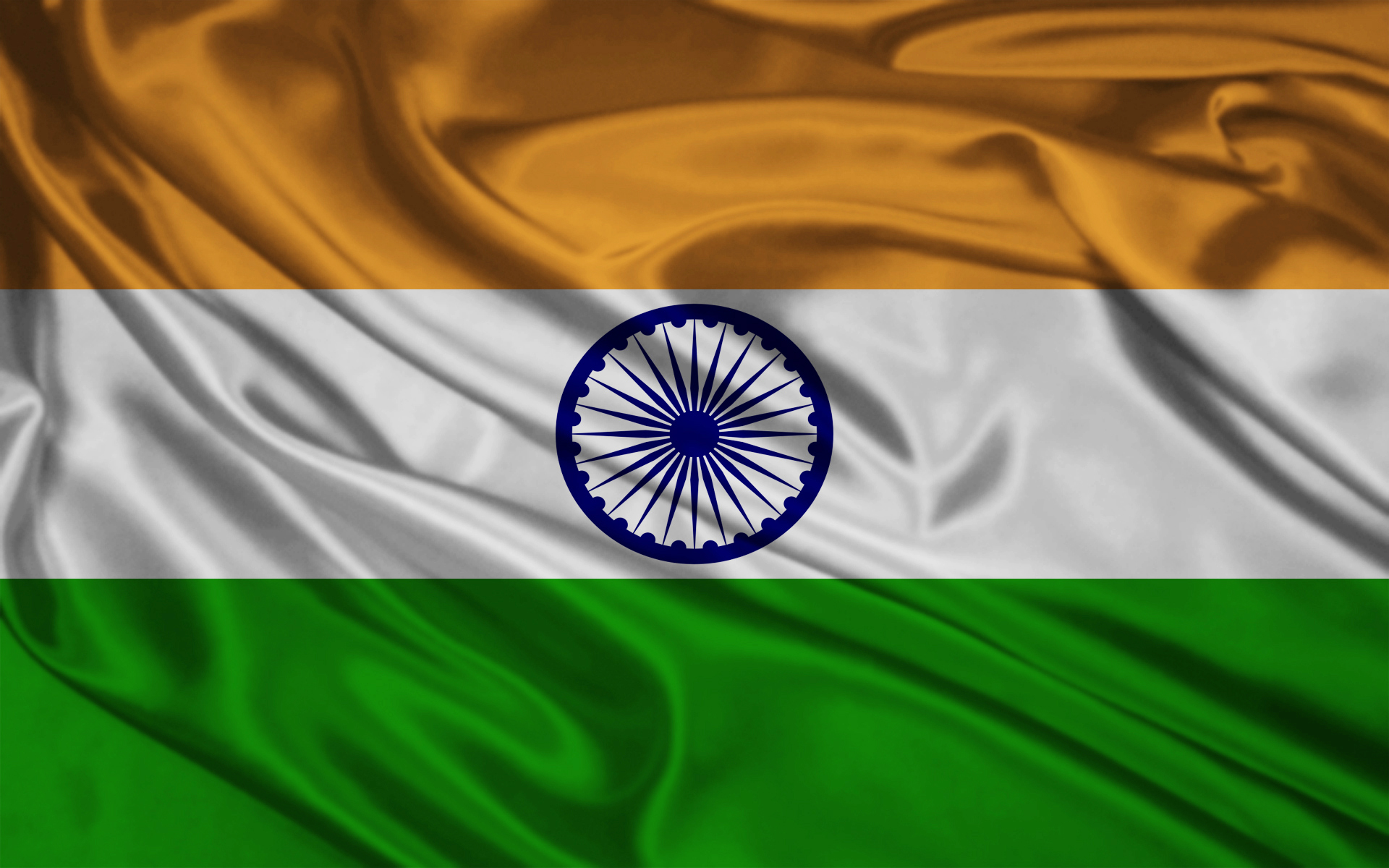Flower With Indian Flag Hd: Indien-Flagge Hintergrundbilder