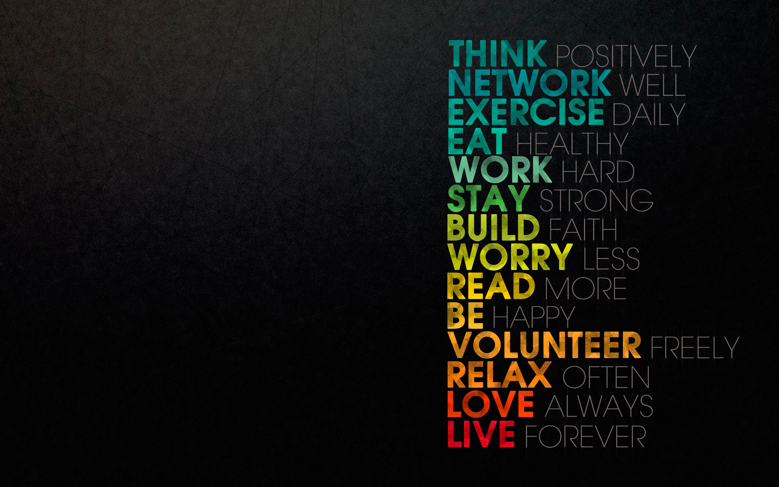 2560x1600 inspirational poster desktop pc and mac wallpaper