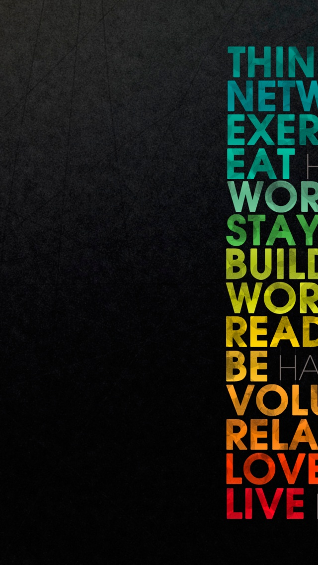 iphone wallpaper inspirational green poison