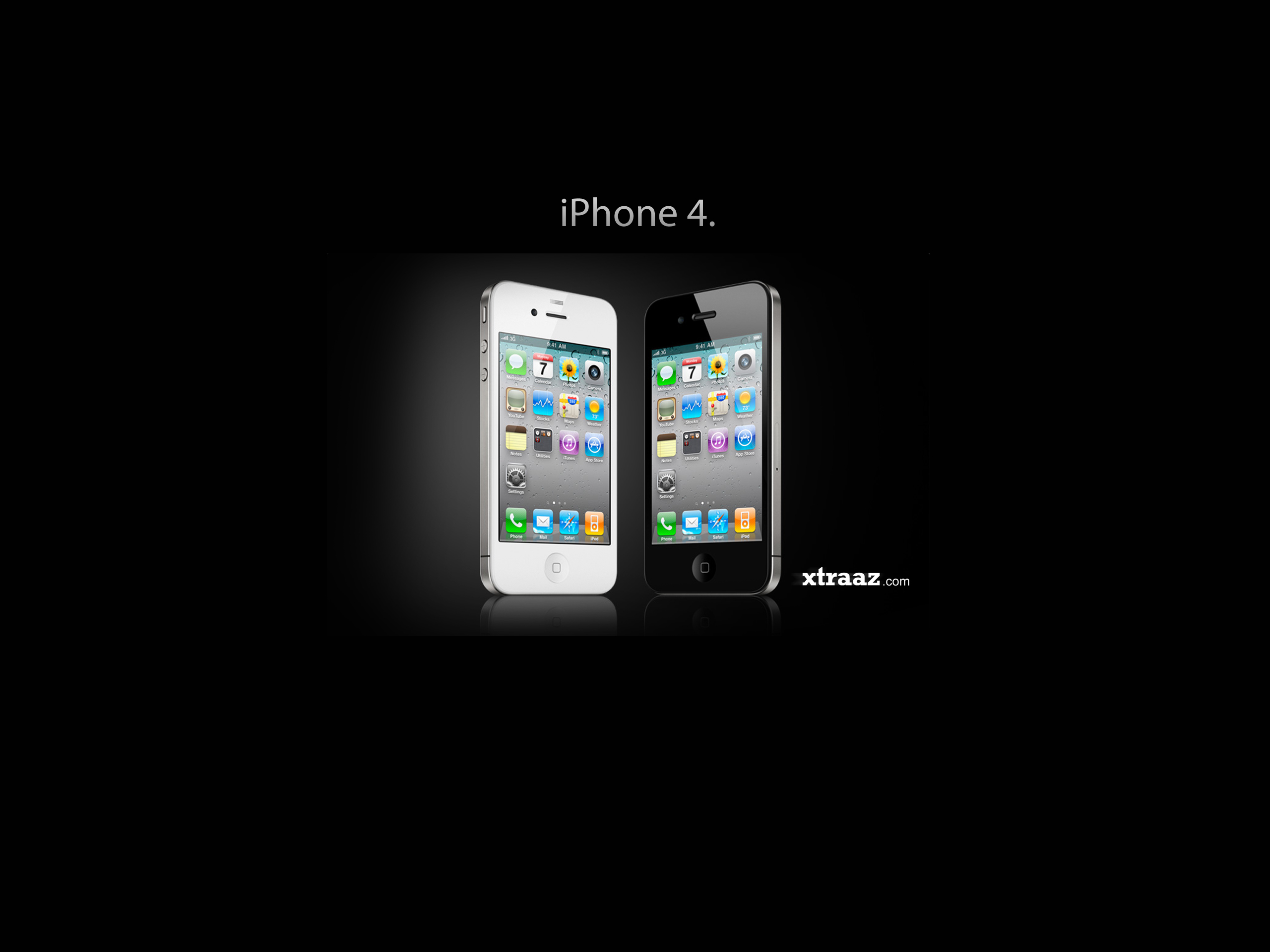 Animated Live HD Wallpapers on iPhone 4 Running iOS 4.x Video