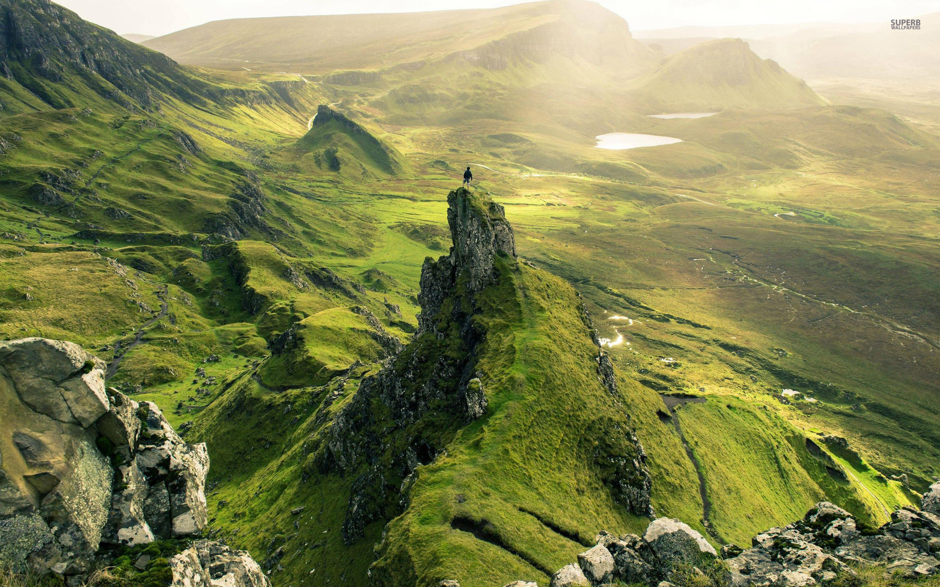 Isle Of Skye Peak Scotland Wallpapers