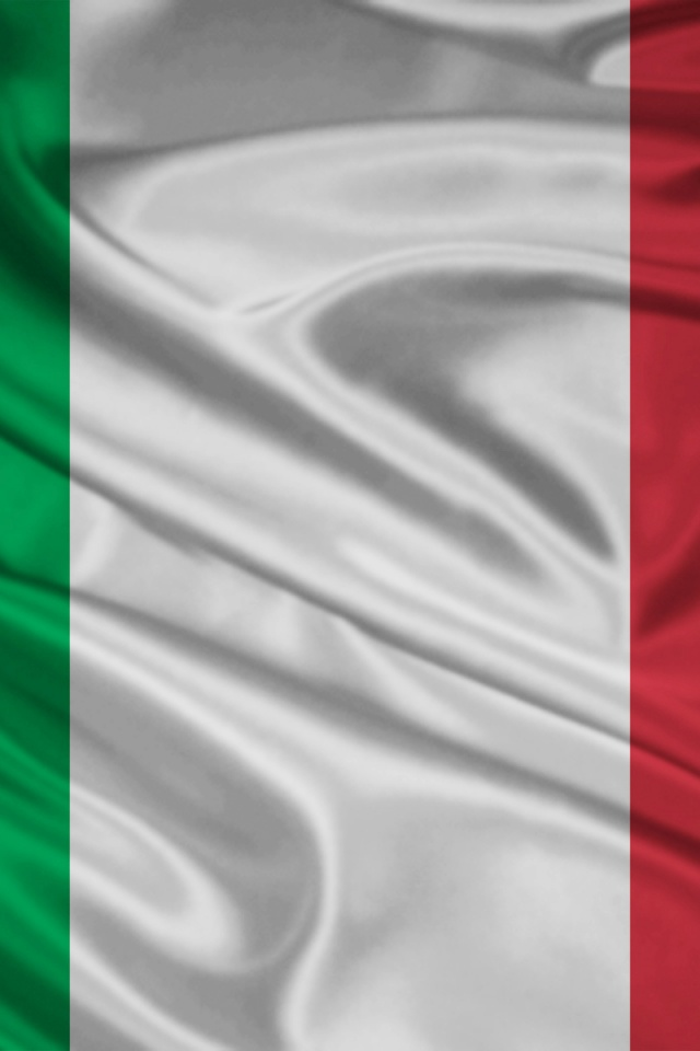 640x960 Italy Flag Iphone 4 Wallpaper