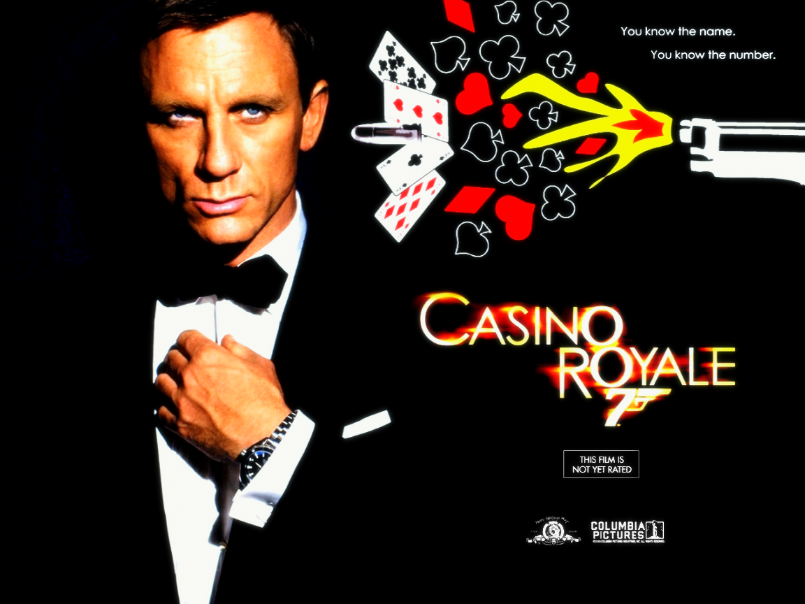 1152x864 James Bond 007: Casino Royale desktop PC and Mac