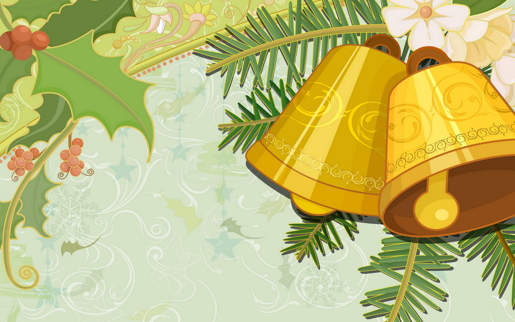 christmas bells mac wallpaper - photo #7
