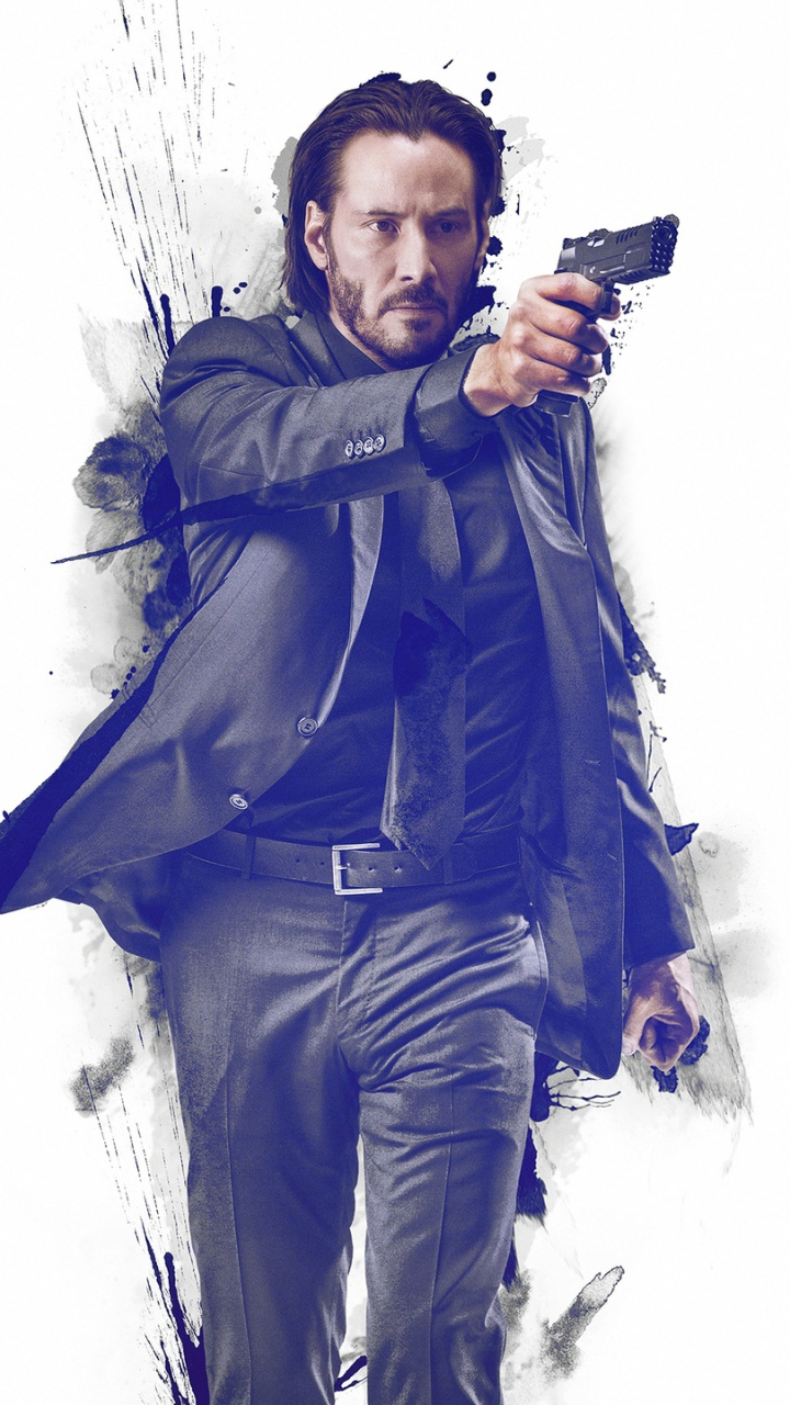 720x1280 John Wick Poster Galaxy S3 Wallpaper