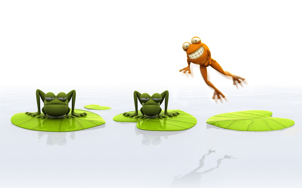Jumping frog wallpapers jumping frog stock photos - Frog cartoon wallpaper ...