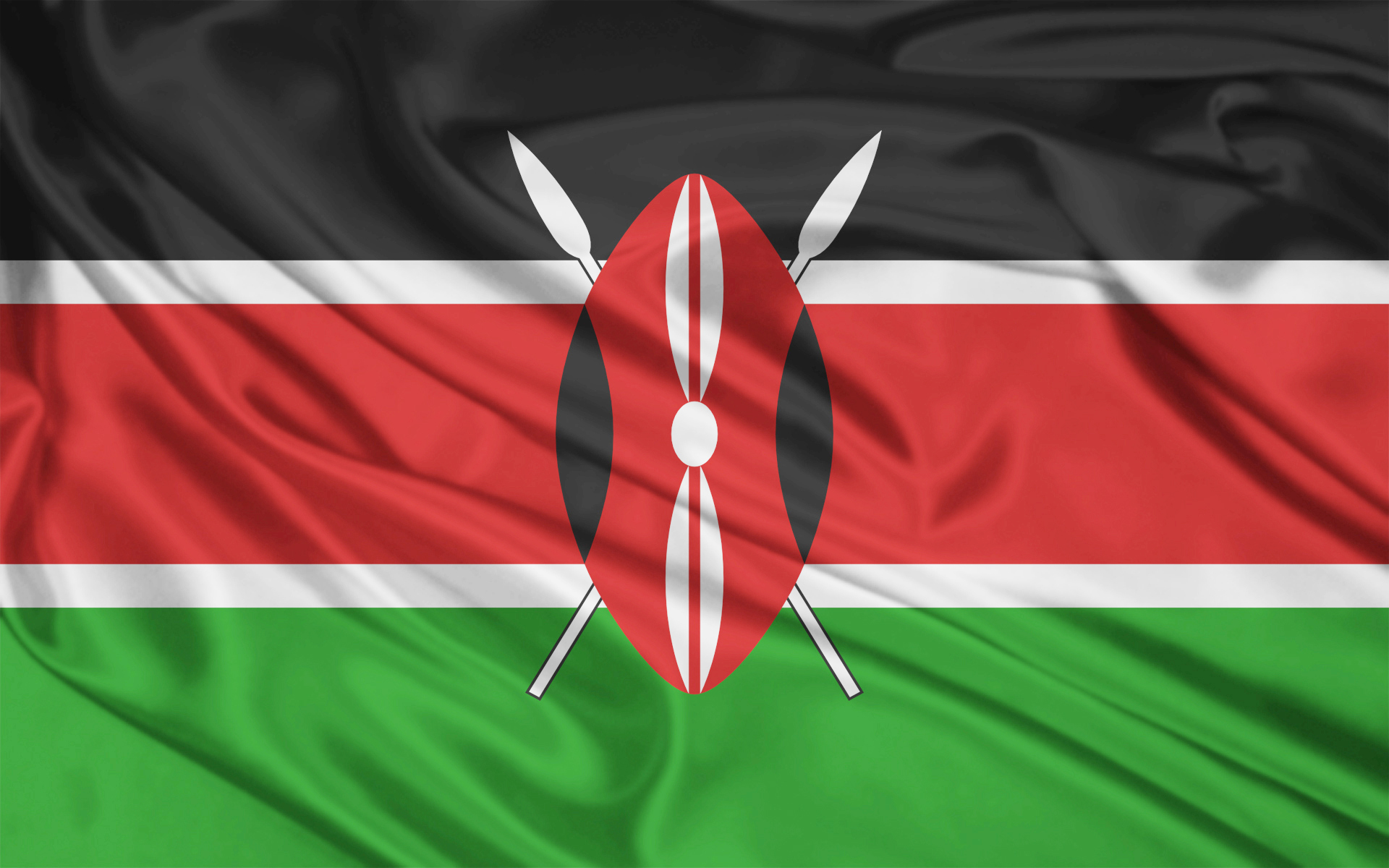 Kenya Flag Wallpapers Kenya Flag Stock Photos