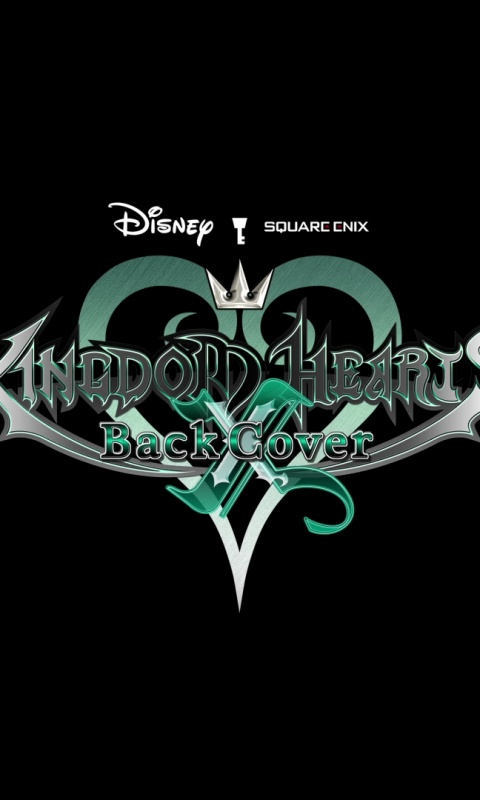 480x800 Kingdom Hearts Unchained X Lumia 900 Wallpaper