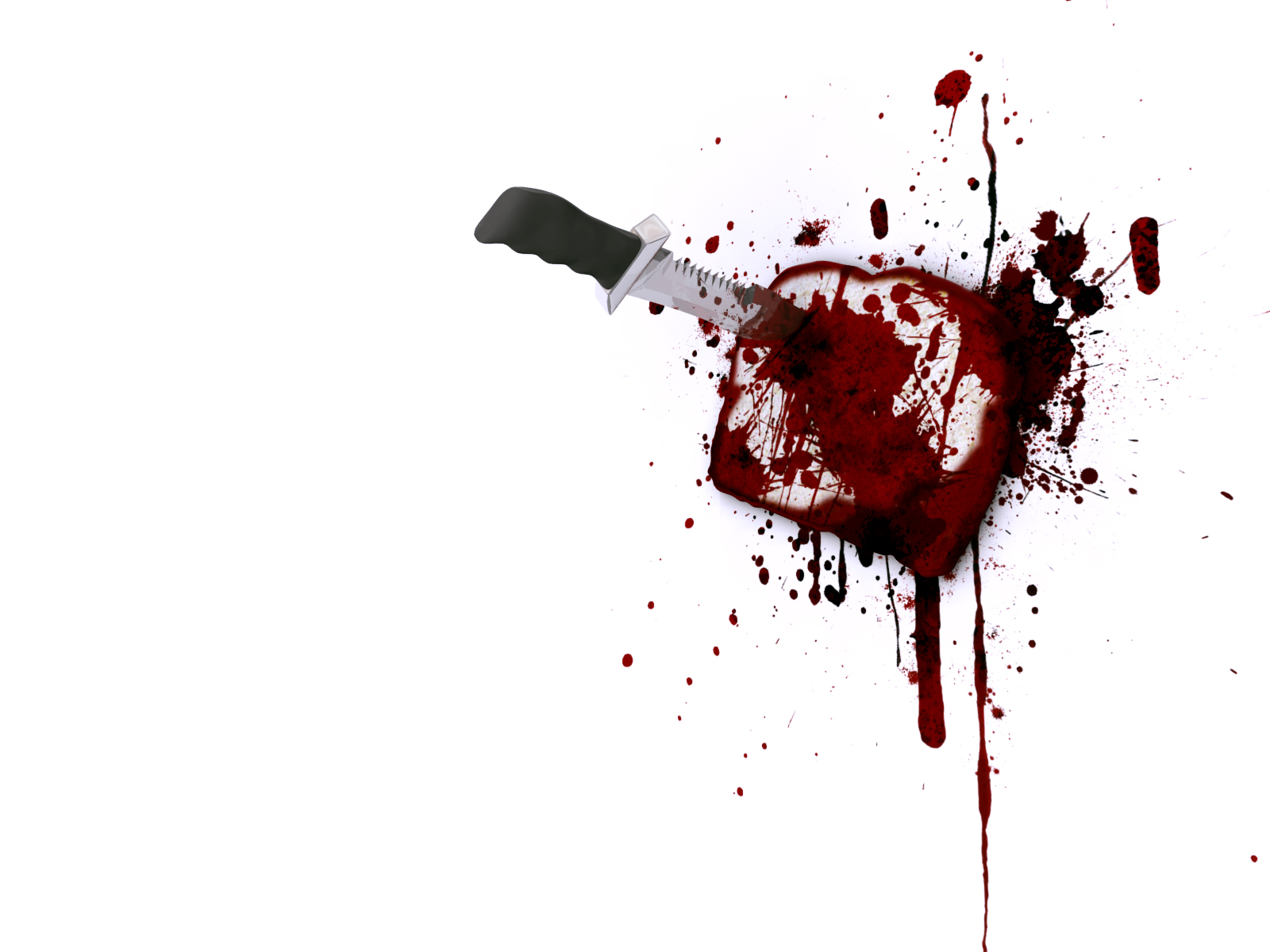 1600 Knife and blood desktop wallpapers and stock photos