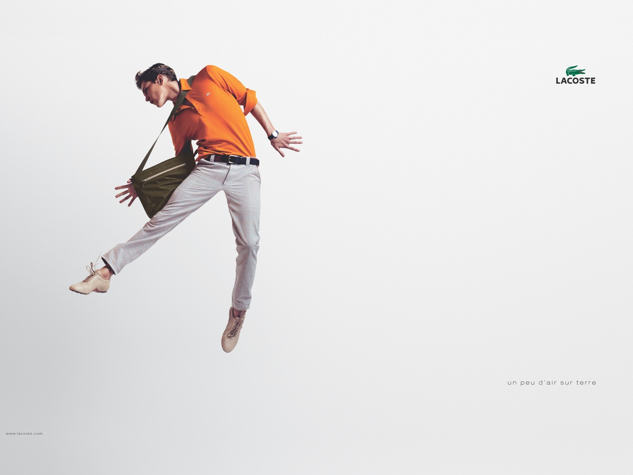 1280x720 LACOSTE Flying Man Vimeo Cover Image