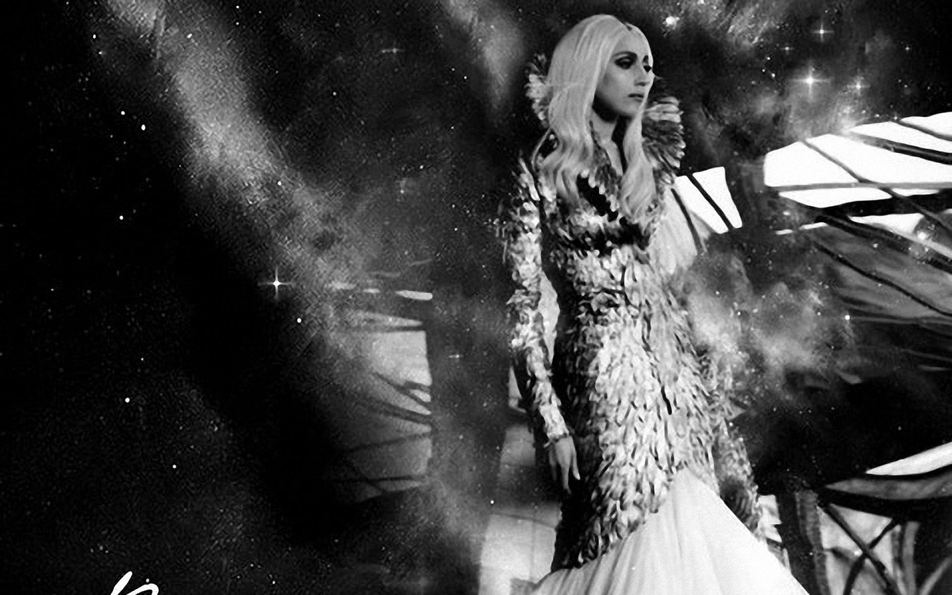 1920x1200 Lady Gaga Born This Way desktop PC and Mac wallpaper