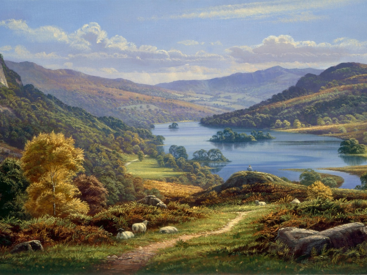 1280x960 Lake District England