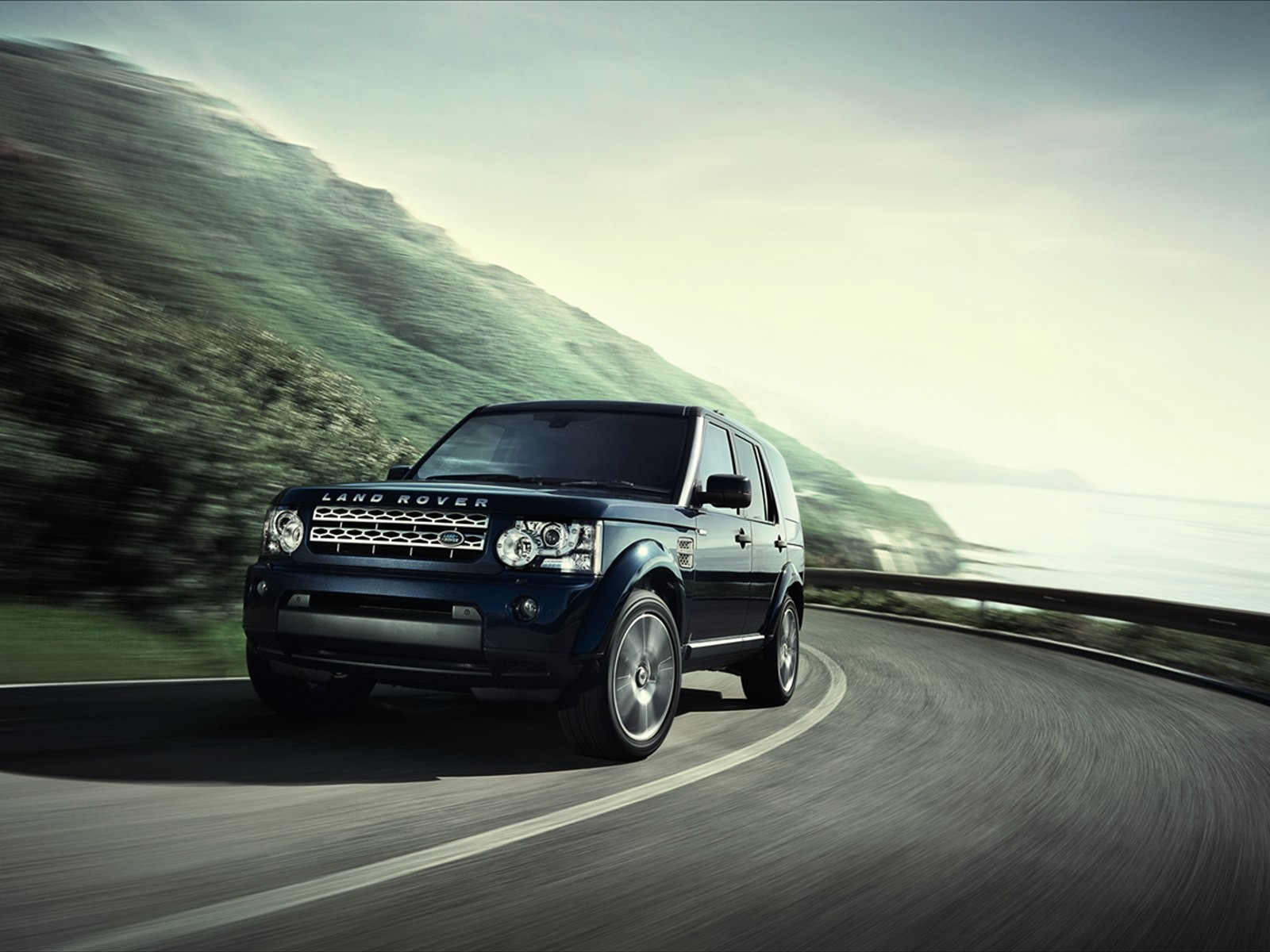 Discovery Sport Wallpaper Android: Land Rover Discovery 4 Wallpapers