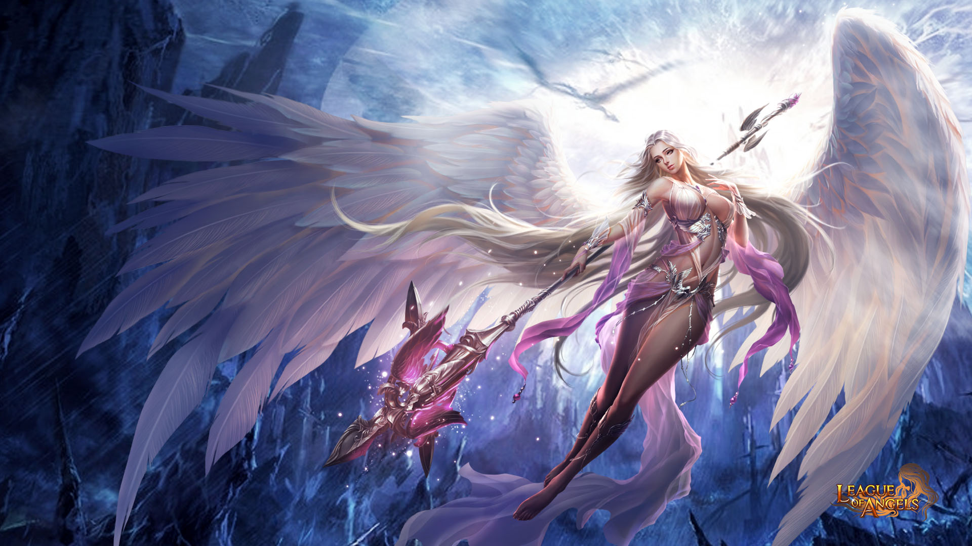 league of angels fortuna wallpapers league of angels fortuna