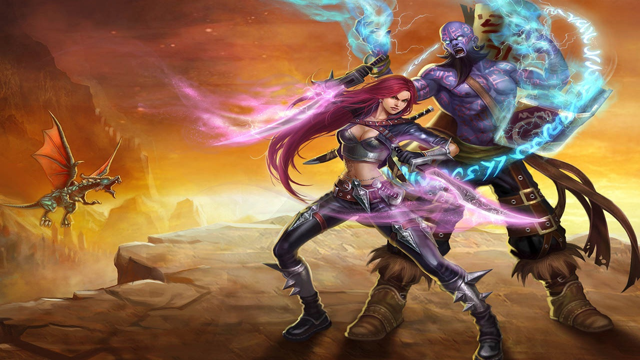 league of legends wallpapers download