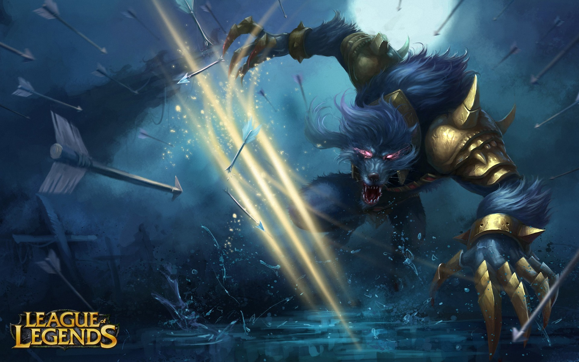 League Of Legends Warwick Wallpapers League Of Legends