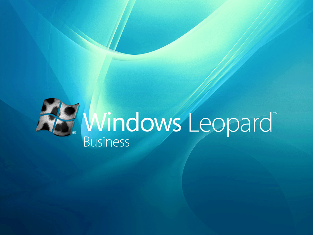 1024x768 leopard business desktop pc and mac wallpaper