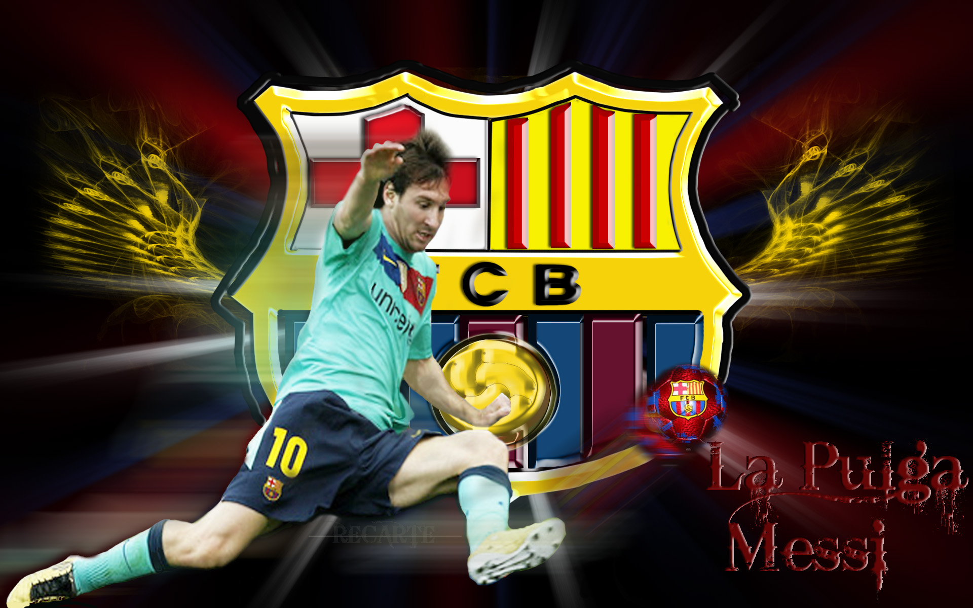 1920x1200 Lionel Messi Desktop PC And Mac Wallpaper