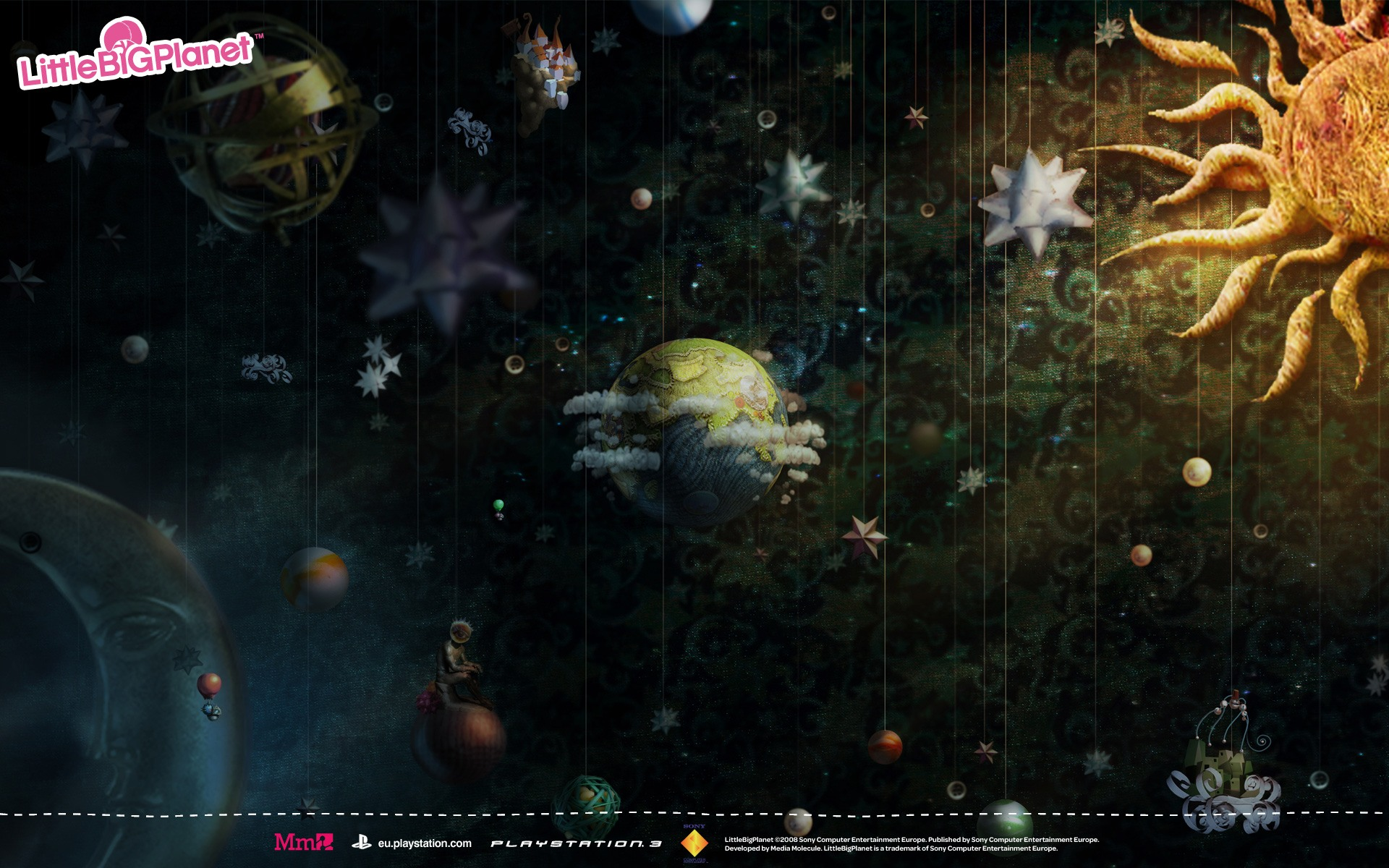 little big planet wallpapers little big planet stock photos