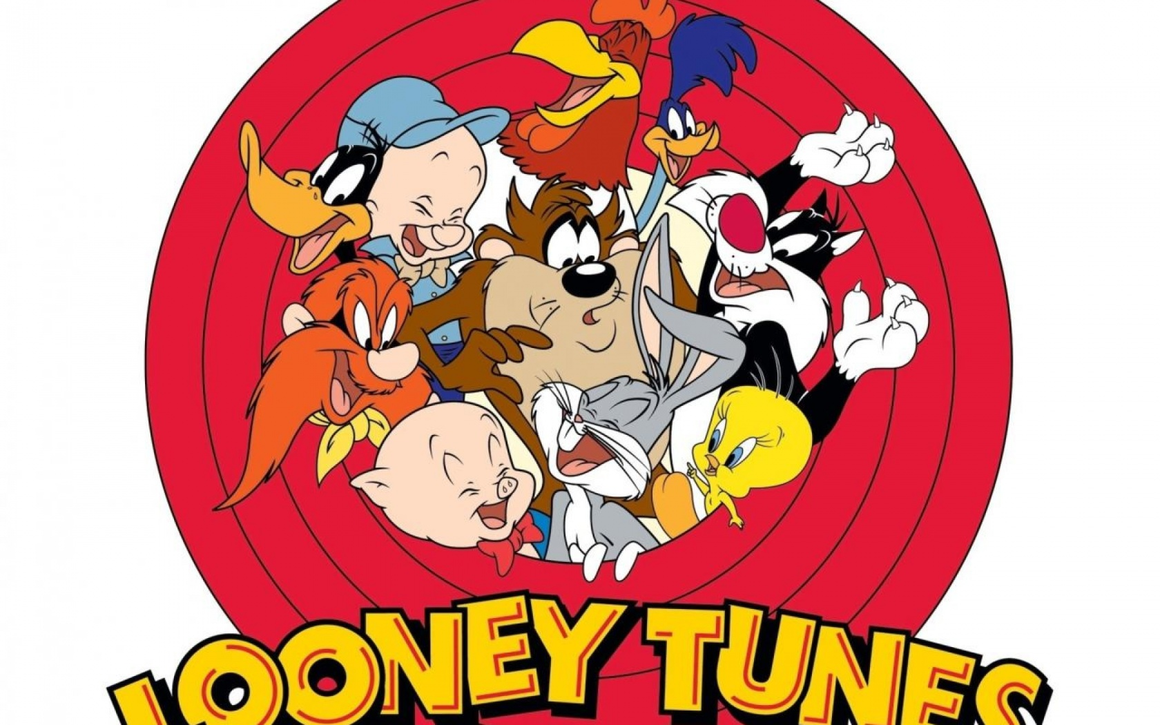 1680x1050 Looney Tunes One