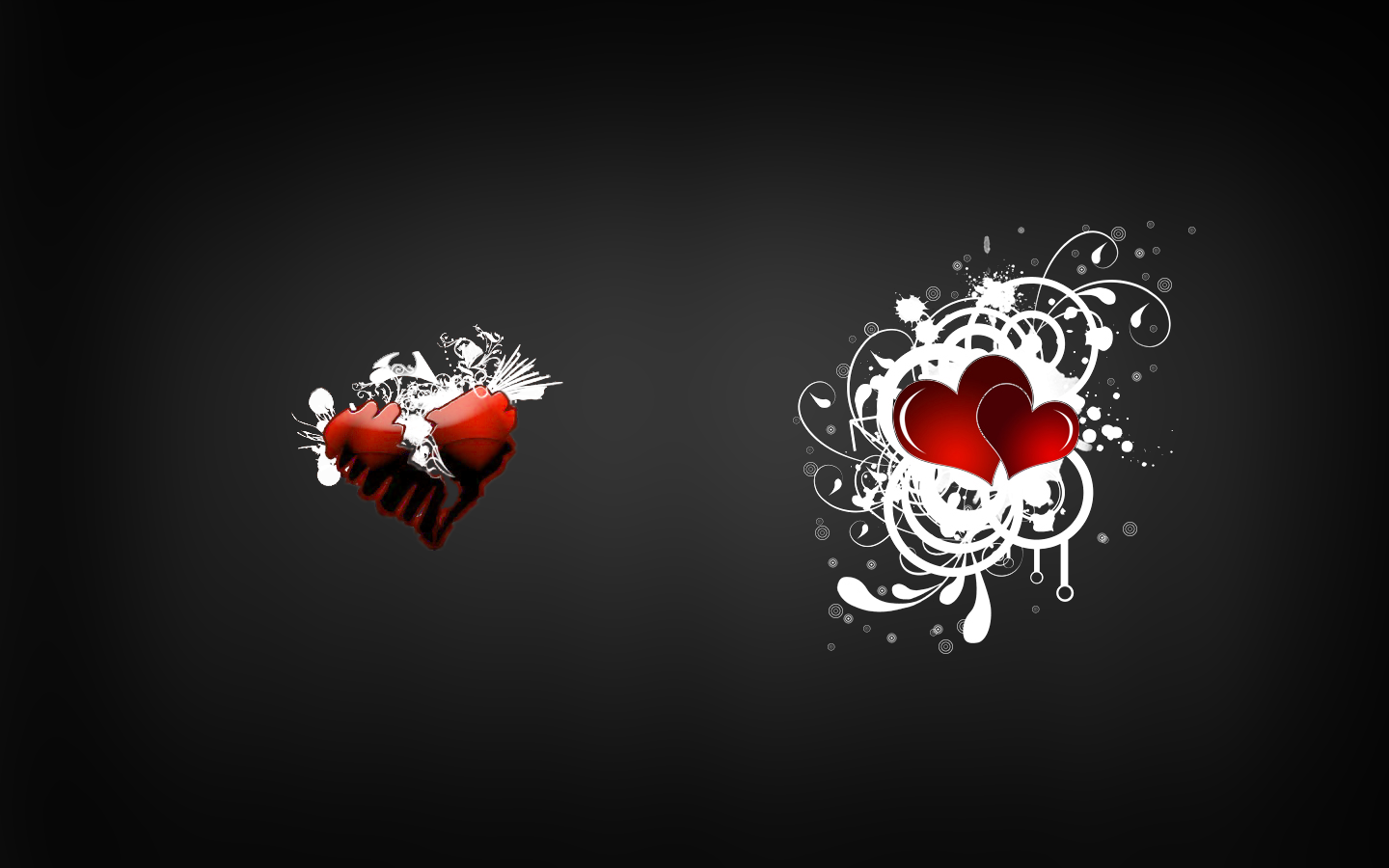 Love Wallpapers Broken Heart : 1440x900 Love & Broken Heart desktop Pc and Mac wallpaper