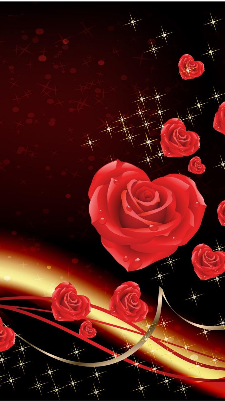 720x1280 Love bringing roses Htc onexwallpaper