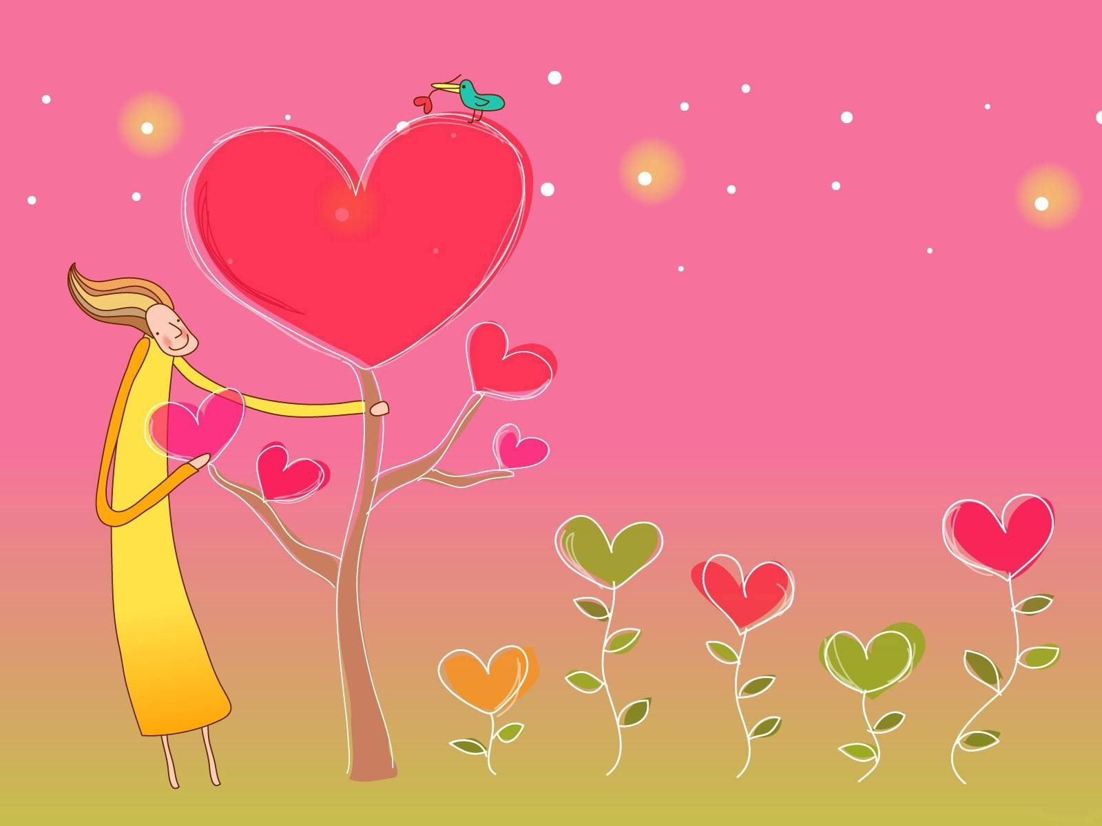 love flowers and wallpapers Download