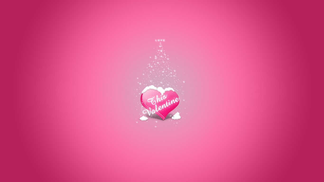 wallpapers wide 1366x768 pink - photo #13
