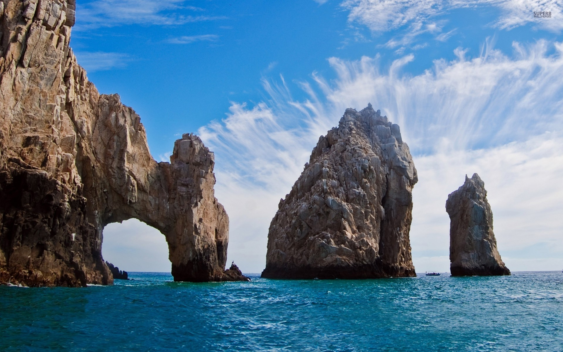 Image: Lovely Cabo San Luca Mexico wallpapers and stock photos. «