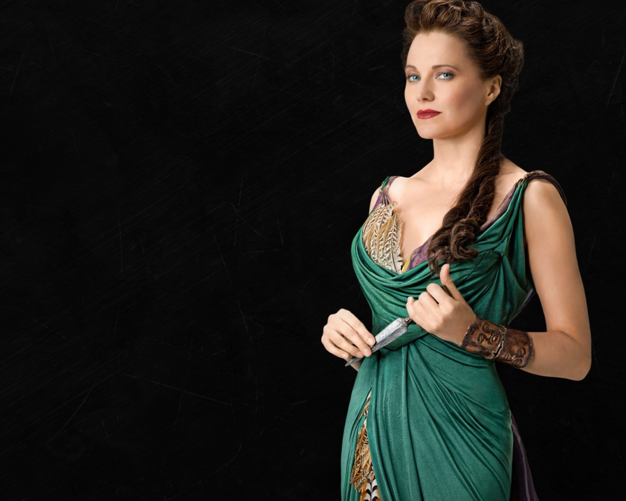 Spartacus lucy lawless and jaime murray 03 - 2 part 4
