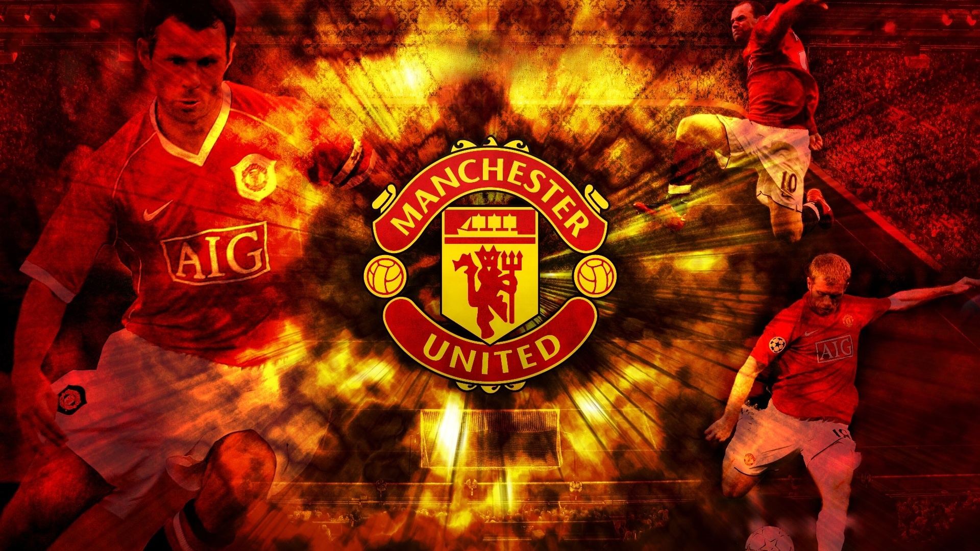 manchester united wallpapers 1 - photo #23