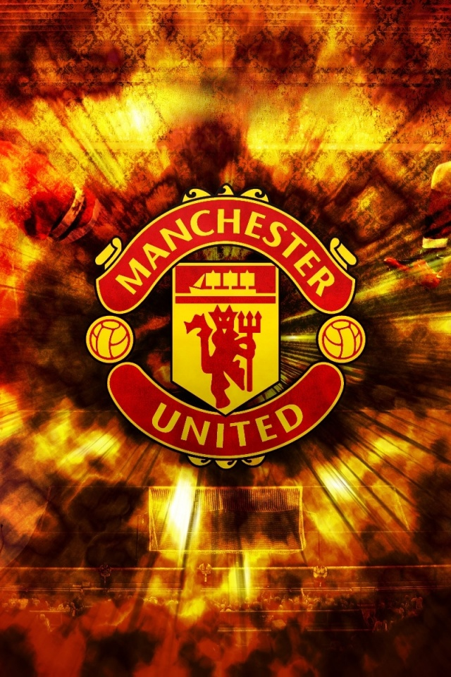 640x960 manchester united iphone 4 wallpaper 640x960 manchester united voltagebd Images