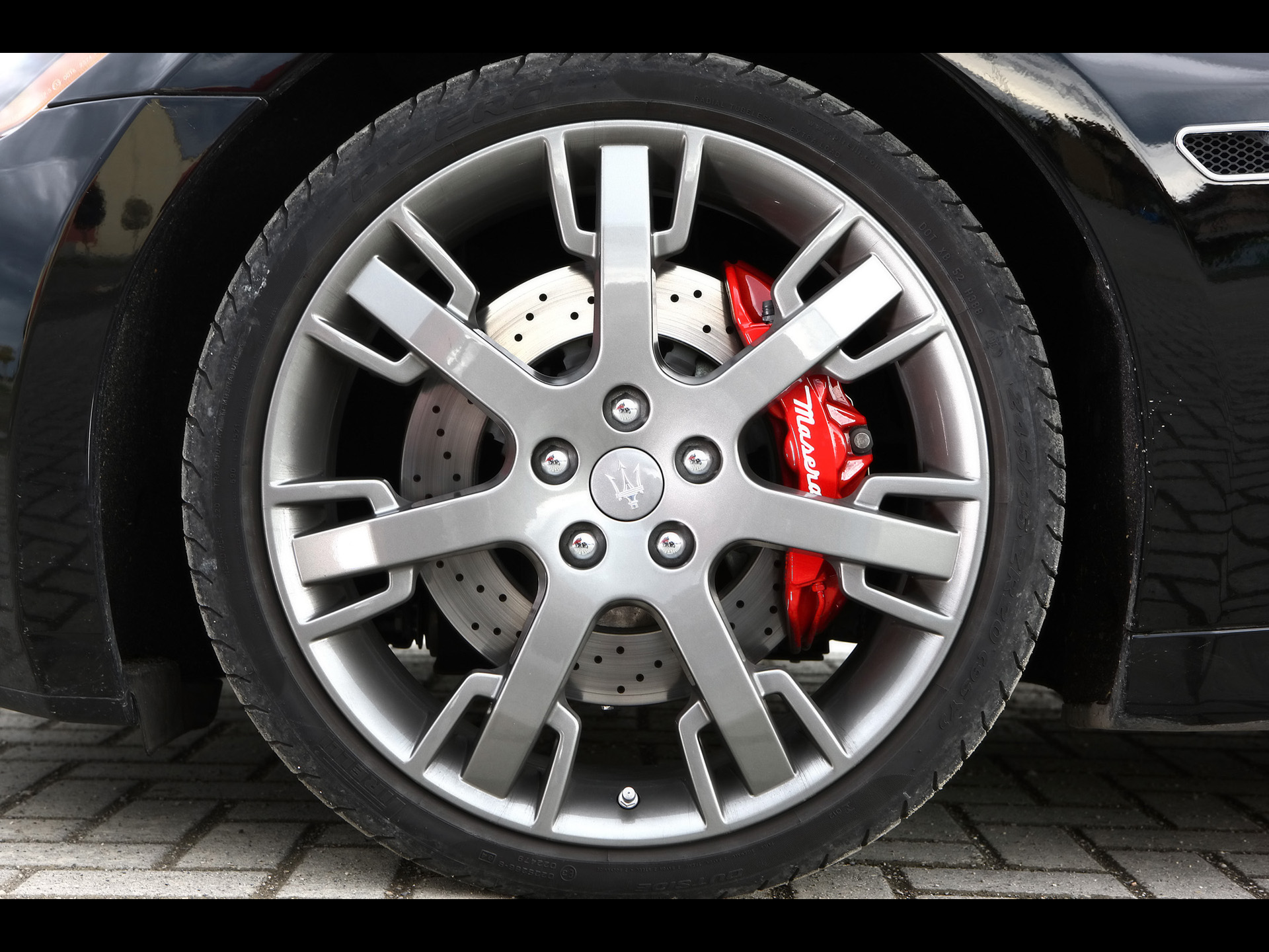 Maserati Gt Wheel Wallpapers X